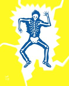 Side Effects Of Electrical Shock Funny Halloween Jokes, Happy Halloween, Leaves Changing Color, Halloween Illustration, Electric Shock, Halloween Projects, Boku No Hero Academia, Animation, Drawings