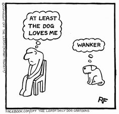 Off The Leash dog comics