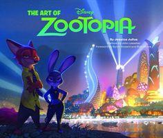 The Art of Disney Zootopia ( book )