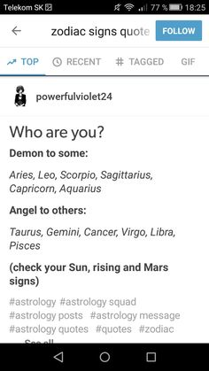 Wow. This is so true because it really depends on what side they want to bring out. At heart, I am good natured and love to help but lately people have been ruining my rep. I am a demon to some and angel to others but I am not a demon by choice. I'm a scorpio sun with a virgo mars.