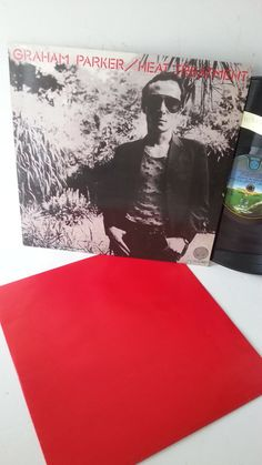 GRAHAM PARKER AND THE RUMOUR heat treatment, 6360 137 - ROCK, PSYCH, PROG, POP, SHOE GAZING, BEAT