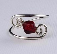 58 Ideas For Diy Jewelry Wire Rings Etsy Diy Jewelry Unique, Diy Jewelry Making, Jewelry Art, Jewelry Accessories, Fine Jewelry, Fashion Jewelry, Jewellery Maker, Wire Jewellery, Handmade Jewelry