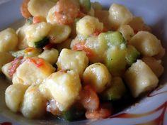 Gnocchi di Patate con Farina di Riso senza glutine