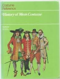 History of Men's Costume by Marion Sichel