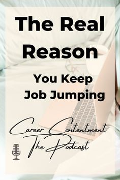 Jumping from job to job is just a side-effect of not listening to your inner child. If you can't settle down and get cozy in a job, maybe it's time to sit down and think about why you're never in the same job for long. One Step Forward, Career Inspiration, Current Job, Getting Cozy, Inner Child, Dream Job, Listening To You, Career Advice, Job Search