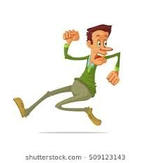 Image result for guy running away drawings Running Away, Disney Characters, Fictional Characters, Guys, Disney Princess, Drawings, Image, Bubbles, Sketches