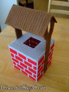 1000 Images About Crochet Tissue Boxes On Pinterest