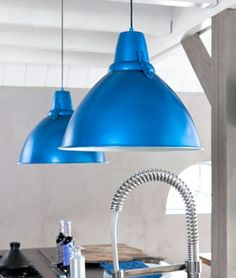 #DIY Lamps (industriel) - #101woonideeen.nl - Dutch interior and crafts magazine