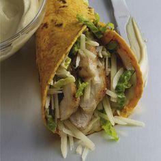Der Salat zum Mitnehmen! Höchste Zeit wurde es, den amerikanischen Salatklassiker in die Hand zu nehmen. Fast Food für Gesunde!