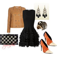 """""""RUFFLES"""" by myownflow on Polyvore"""