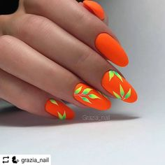 Make an original manicure for Valentine's Day - My Nails Simple Fall Nails, Cute Summer Nail Designs, Best Acrylic Nails, Dream Nails, Hot Nails, Gel Nail Designs, Stylish Nails, Flower Nails, Nail Manicure