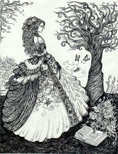 A Never Ending Fairytale by ~La-Chapeliere-Folle