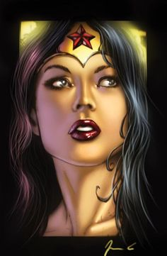 Wonder Woman= today's woman! ~/\/\