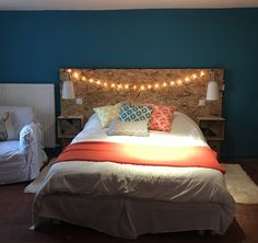 10 Deco Chambre Osb - Awesome Deco Chambre Osb that you must know, You?re in good company if you?re looking for Deco Chambre Osb - Bedroom Wall, Bedroom Decor, Headboard Decor, Design Bedroom, Headboard Alternative, Diy Interior, Interior Design, Parents Room, Loft Room