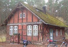 ... einzelnes Haus, mitten im Wald, derzeit unbewohnt