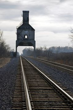 Marion Coal Tower - Ohio, I have driven by this a lot.