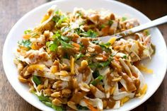 Chopped Thai Chicken Salad - Yummi Recipes