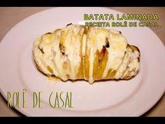 Aprenda a fazer batata laminada com recheio de mussarela e bacon   Catraca Livre