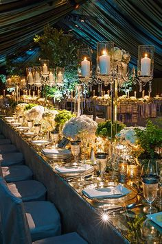 Decorate Wedding Tables With Candle Centerpieces | Decozilla