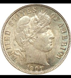 10 Lost Treasures People are still Trying to Find -- The Barber Dimes, Colorado, lost treasure, rare coins