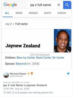 Jaynew Zeeland. LOL