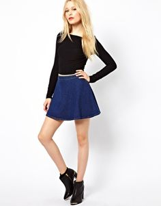 Enlarge River Island Long Sleeve Textured Crop Top