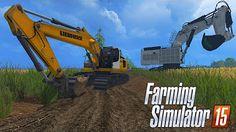 Asfaltando as Estradas da Fazenda - Farming Simulator 2013 - YouTube