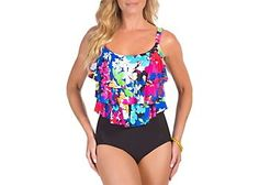 26e0aa9b9d1 Paradise Bay provides full coverage swimwear with a flattering fit in an  array of prints.