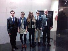No Congreso dos Deputados en MEP 2014