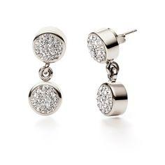Women's Earrings, Shop Trendy Fashion Earrings for Women - Folli Follie