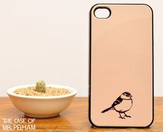 #iPhoneCase Bird Illustration iPhone Case - Bird iPhone 4 Case by TheCaseOfMrPelham, $17.99