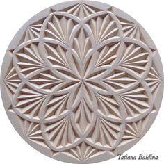 Chip carving (design by Tatiana Baldina)