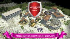 Juguemos con Linux: Guìa de 0 A.D. excelente juego de estrategia para Linux gratuito y open source: las Civilizaciones. Gnu Linux, Strategy Games, Athens, Behavior, Scriptures, Historia