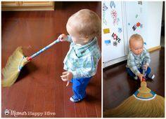 Sweeping - www.mamashappyhive.com