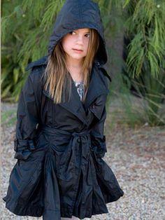 Eliane et Lena Trench Coat