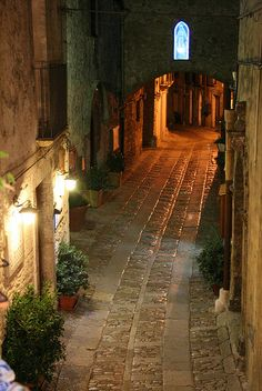 Erice, Sicily, Italy I love the stone work. This is a really cool mid evil town..... @Leslie Lippi Ruff