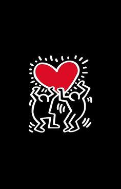 Keith Haring Art, James Rosenquist, Pop Art Drawing, Apple Watch Wallpaper, Wallpaper Stickers, Poetry Art, Photo Wall Collage, Art Sketchbook, Art Inspo