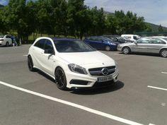 Esperando el gran día... Mercedes-Benz AMG