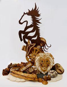 BELGIAN TEAM - Europe Selection] Jaël VERLEYSEN - Artistic piece by Jaël VERLEYSEN #BakeryLesaffreCup #Europe #BELGIUM #bread #baking