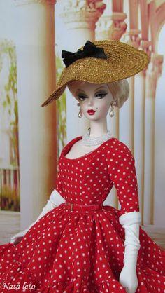 stunning in the spotlight silkstone barbie - Google Search