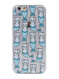 Skinnydip iPhone 6 Mer-Cat Case