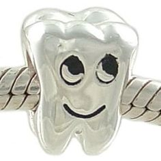 Thanksin honor of my upcoming graduation from Dental Assisting school....i think someone should buy me this little guy for my bracelet! :) awesome pin