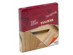 Tangram de madera - www.mentesdiferentes.com
