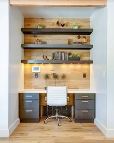 The Elwood   Skye Estates   Contemporary   Home Office   Salt Lake City    By BLACKBOX Design Studios