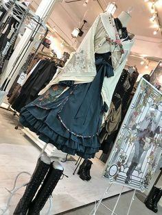 Harajuku Fashion, Kawaii Fashion, Lolita Fashion, Anime Inspired Outfits, Steampunk Couture, Manga Clothes, Lolita Cosplay, Sweet Dress, Material Girls