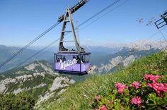 Summer - Garmisch-Classic : Zugspitze : Bayerische Zugspitzbahn Bergbahn AG