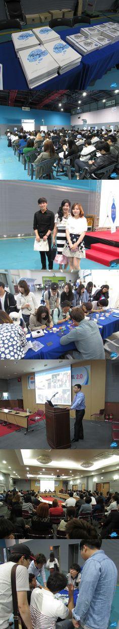 2014.5.27 열렸던 잡페어 현장 사진입니다 :)