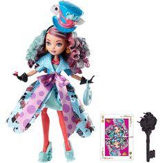 Madeline Hatter Way Too Wonderland Ever After High Doll, 2015 (I bought her on sale at Meijer for $20.)