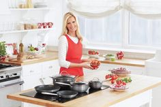 Sandra Lee's ne collection of kitchenware at KMart #bySandraLee