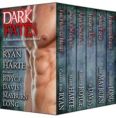 Dark Fates - Coming August 12th 2014